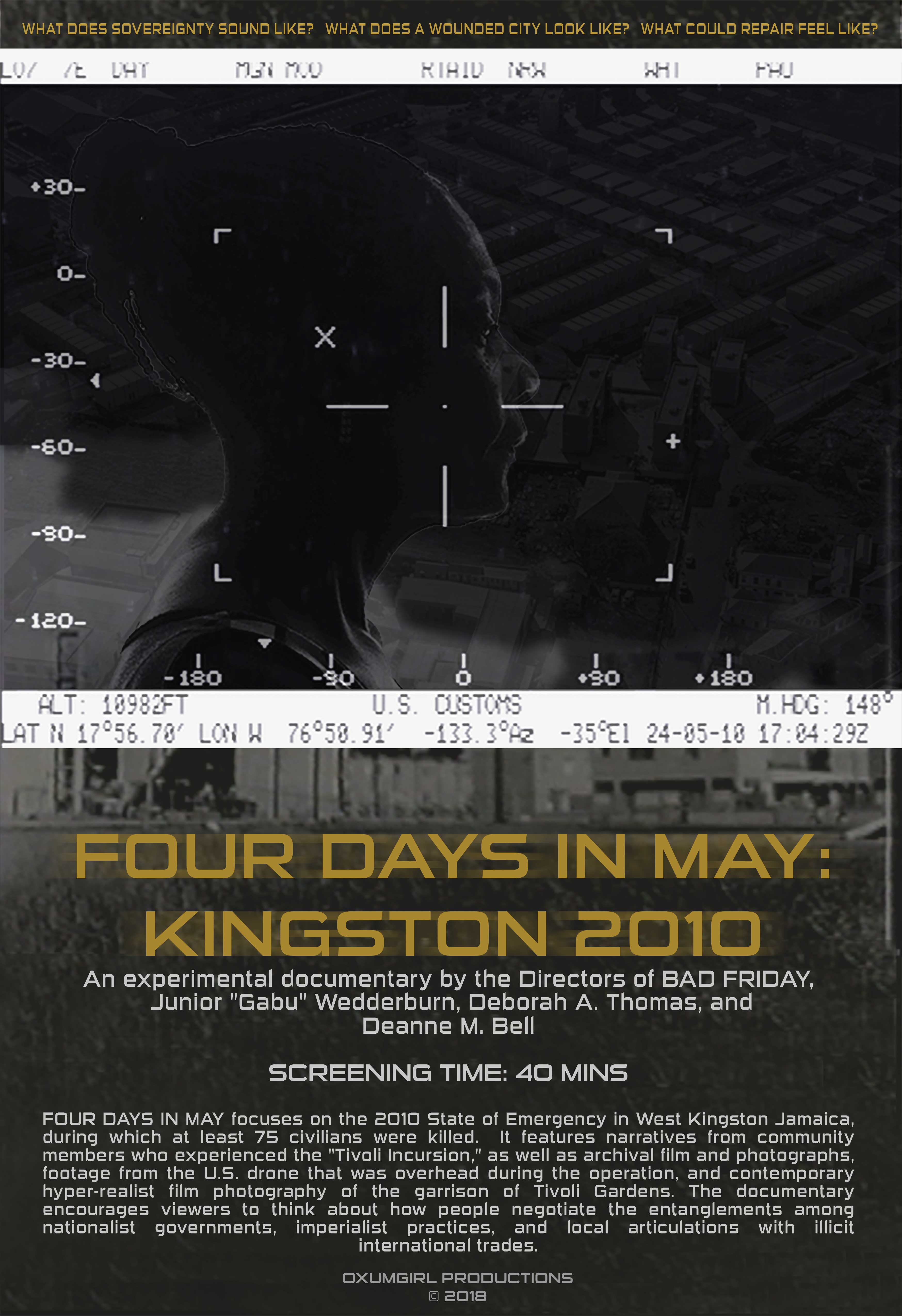 Four Days in May: Kingston 2010